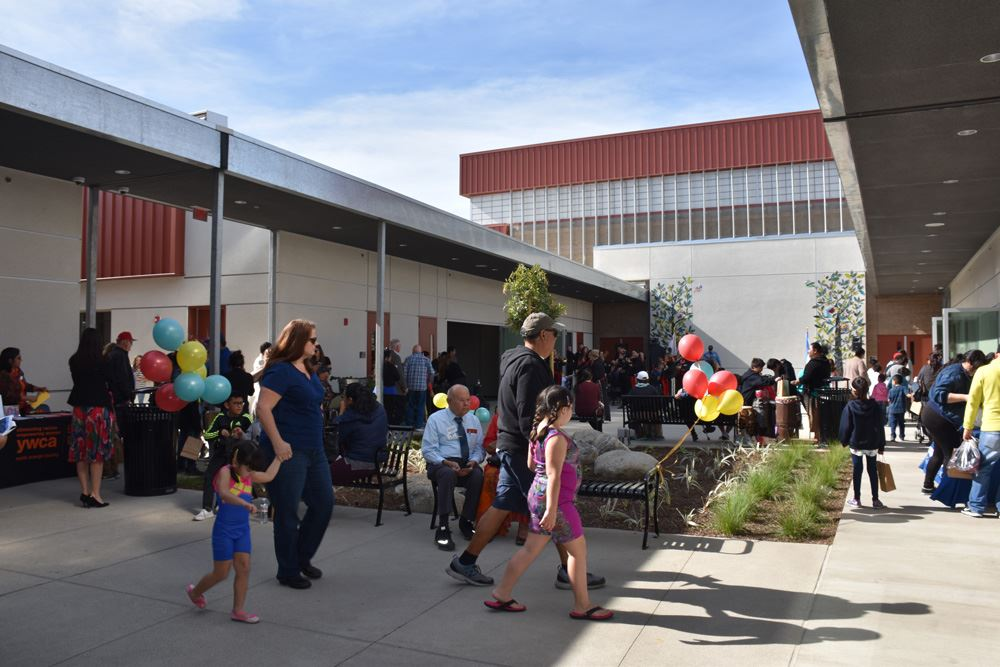 Ponderosa Family Resource Center Opening