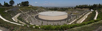 Nohl Canyon Storage Tank