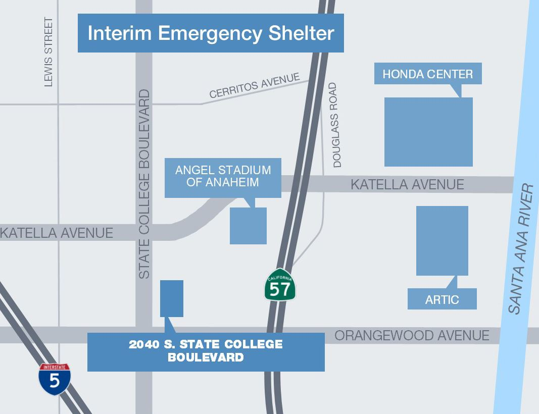 Interim shelter map 2-6-19