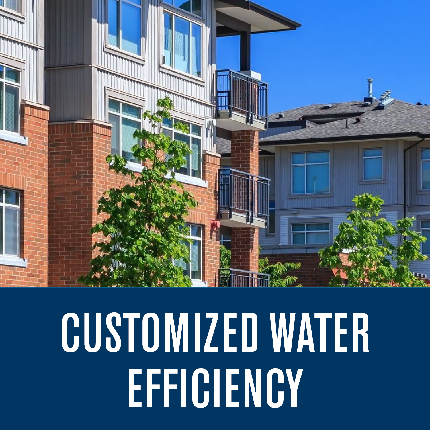 Customized Water Efficiency