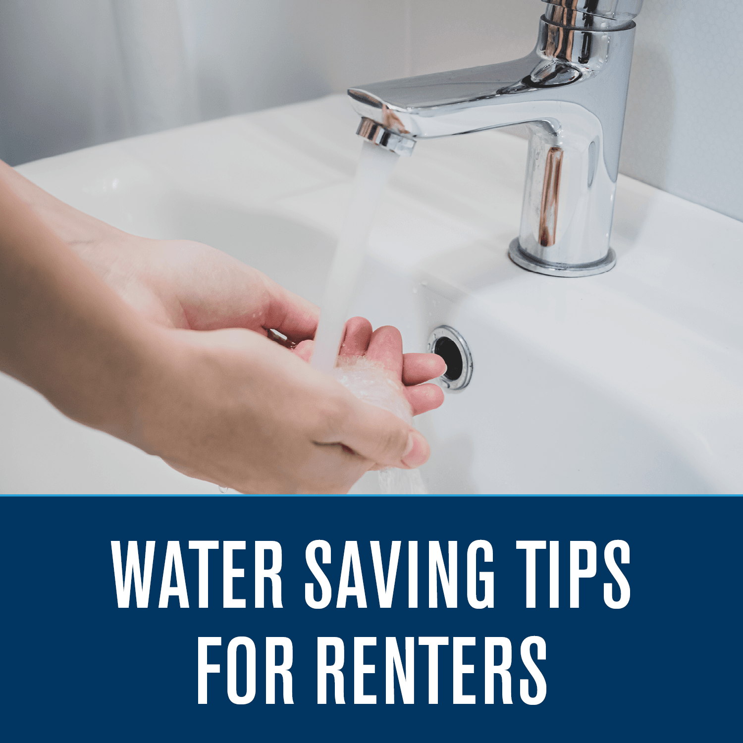 Water Saving Tips For Renters