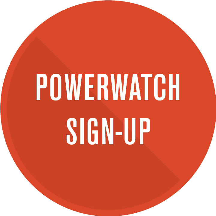 Powerwatch Signup