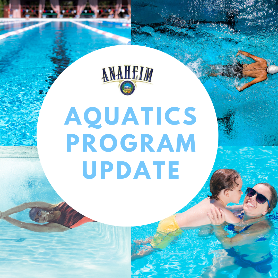 Aquatics Program Updates