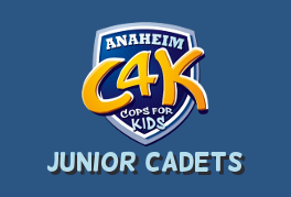 Cops 4 Kids Junior Cadets