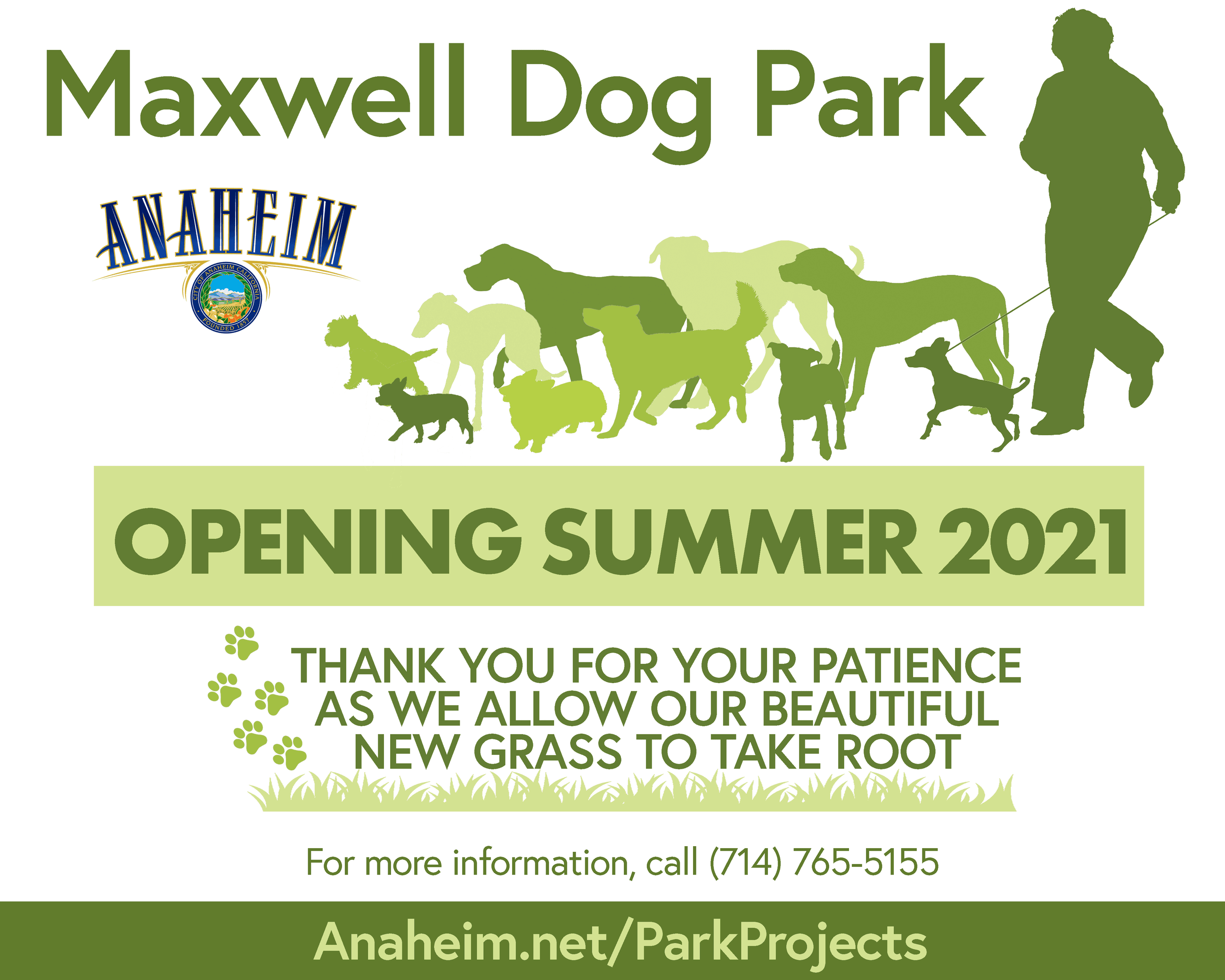 maxwell dog park coming soon_Summer